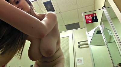Flash, Big tit, Undressing, Undress