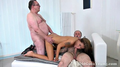Old pussy, Show pussy