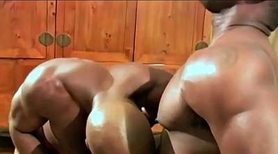 Black muscle, Ebony muscle, Black gay