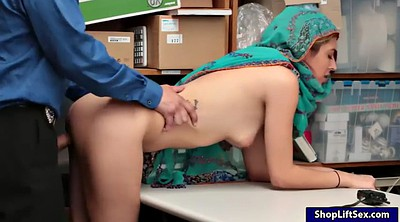 Shoplifter, Arab teen, Teen arab