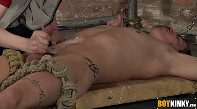Gay, Tied blowjob