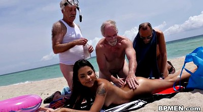 Old men, Latina granny, Granny gangbang, Beautiful granny, Beach blowjob