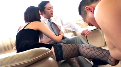Japanese bdsm, Japanese feet, Party bdsm, Lick feet, Bdsm party, Subtitle
