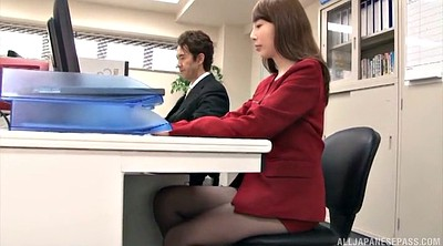 Pantyhose, Office, Yui, Panty
