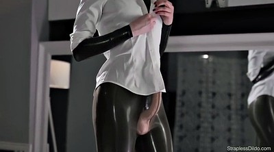 Cum in, Video hd, Latex masturbation, Latex cum, Solo latex, Full video