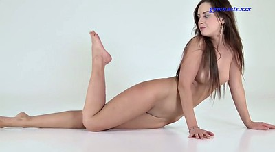 Gymnast, Flexible, Teen nude, Acrobatics
