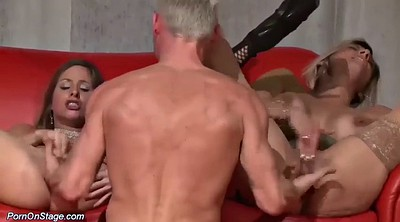 Orgy, Stage