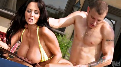 Ava addams, Sex in car