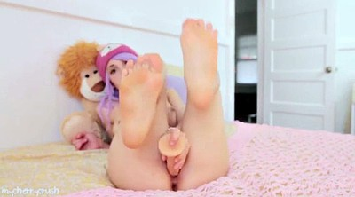 Webcam beauty, Solo feet