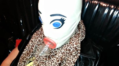 Condom, Mask, Latex fetish, Masked, Condoms, Latex mask