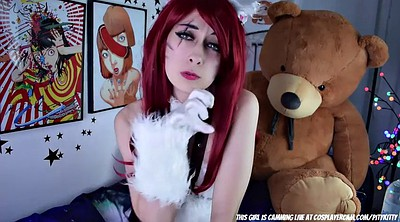 Webcam, Cosplay anal
