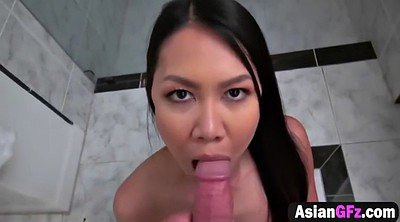 Asian girlfriend