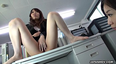 Japanese office, Japanese orgasm, Asian office
