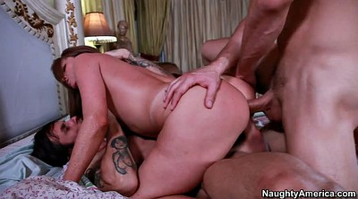 Darla crane, Guy, Darla, Two guys