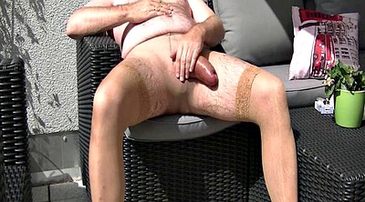 Pantyhose, German gay