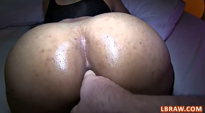 Asian anal, Licking ass, Shemale fucked