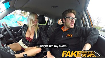 Creampie, Squirt orgasm, School, Fake school, Driving school, Drive