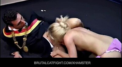 Spanking lesbian, Police, Lesbian threesome, Beating
