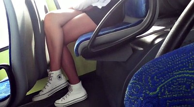 Bus, Leggings, Leg
