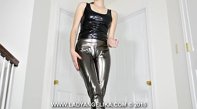 Tight pants, Rubber, Latex pants