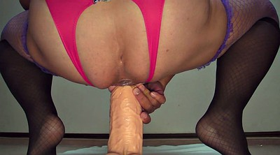 Monster dildo, Bbw r, Addicted
