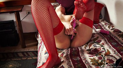 Stocking anal, Red