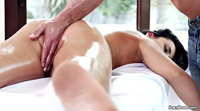 Massage, Czech massage, Oil