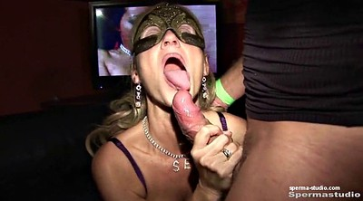 Cum in mouth, Creampie gangbang, Mouth creampie