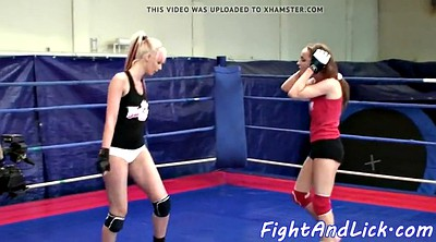 Fighting, Lesbian fight, Locker
