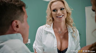 Nikki benz, Nikki, Stuck, Benz, Banks, Nurses