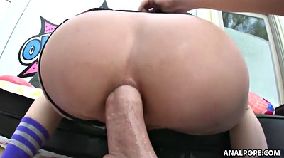 Small cock, Ass to mouth
