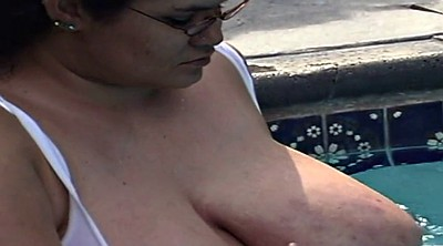 Bbw nipple, Big nipple, Mexican