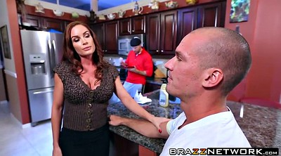 Diamond foxxx, Diamond, Foxxx, Kitchen milf