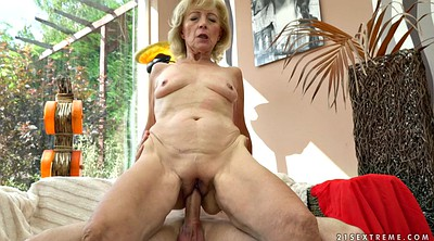 Granny creampie, Curly, Old creampie, Destroy