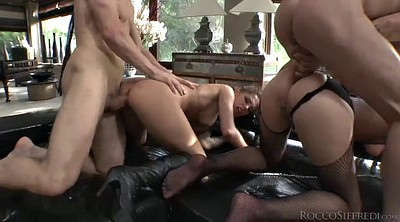 Army, Double anal, Anal sex