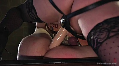 Femdom, Cherry torn, Faces