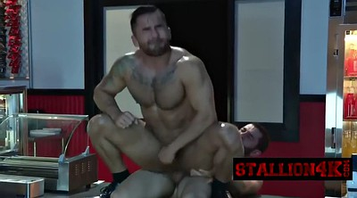 Monster, Gay twink, Dick, Anal monster