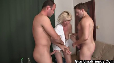 Wife threesome, Grandmas