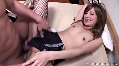 Pantyhose handjob, Asian orgasm