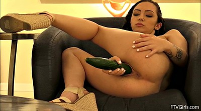 Fun, Huge, Lily, Cucumber