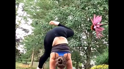 Yoga, Bbw compilation, Thick ass
