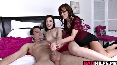Mom threesome, Mom hardcore, Mom fuck, Hot moms