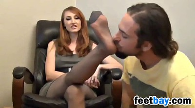 Footjob, Pantyhose, Pantyhose footjob, Feet slave, Foot slave, Pantyhose foot