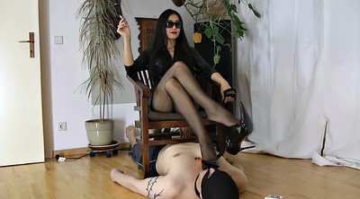 Smoking, Asian bdsm, Asian mistress