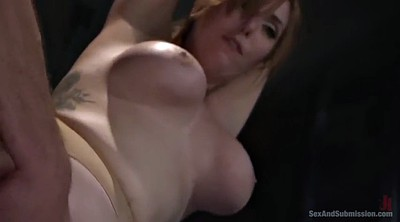 Ass slave, Lauren, Hairy anal, Phillips, Bondag