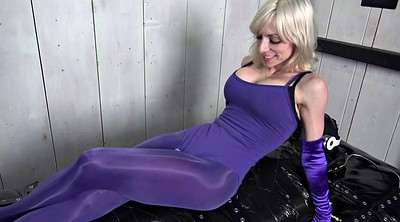 Orgasm, Pantyhose orgasm, Queen, Pantyhose sex, Pantyhose tease, Toy orgasm