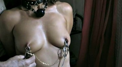 French, Nipple ring, Chained