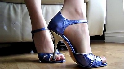 Foot, Trample, High-heeled, Heels, Trampling
