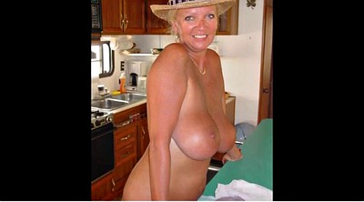 Mature wife, Mature mom, Caught mom, Mom kitchen