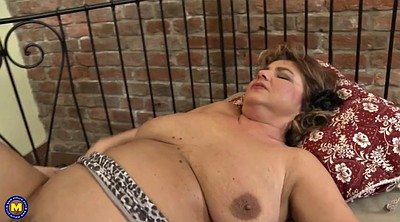 Mother, Chubby, Mother fuck, Bbw mature, Mature dildo, Granny lesbians